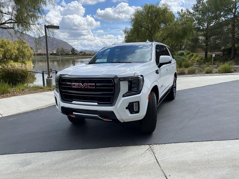 Driving with Style – 2021 GMC Yukon