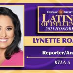 2021 Latina of Influence | Lynette Romero