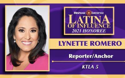 2021 Latina of Influence | Lynette Romero