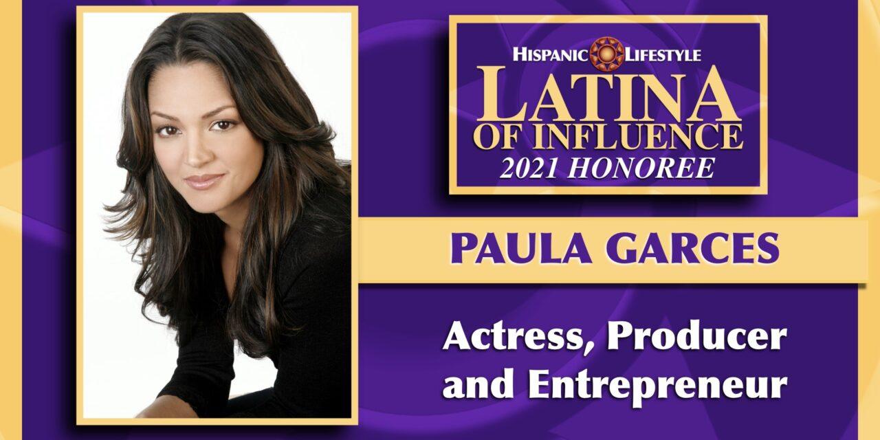 2021 Latina of Influence | Paula Garces