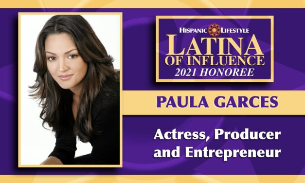 2021 Latina of Influence | Paula Garces