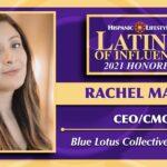 2021 Latina of Influence | Rachel Matos