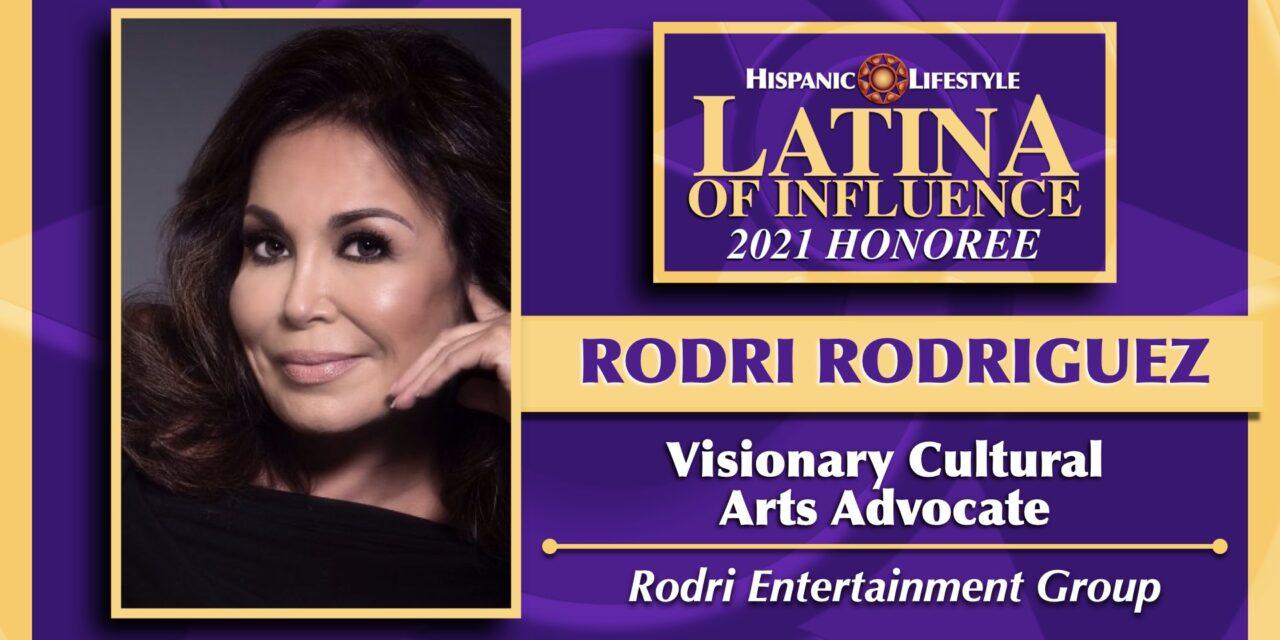 2021 Latina of Influence | Rodri Rodriguez