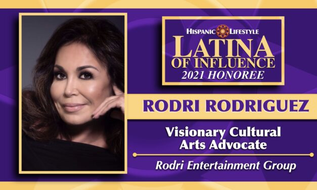 2021 Latina of Influence | Rodri Rodriguez