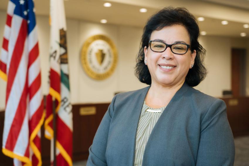 San Bernardino Community College District names Diana Z. Rodriguez Chancellor