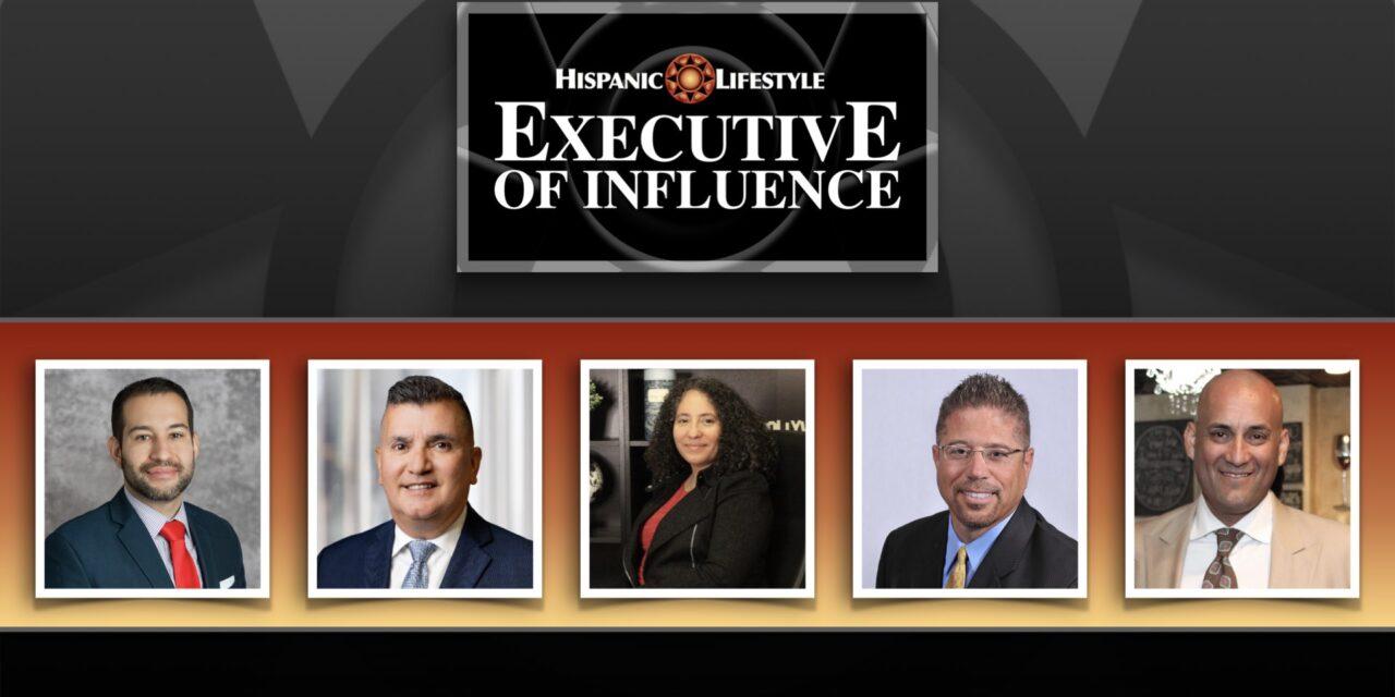 Hispanic Lifestyle's 2021 Executives of Influence Listing